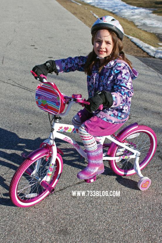 New Bike from @Kohls