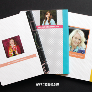DIY Personalized Notebooks