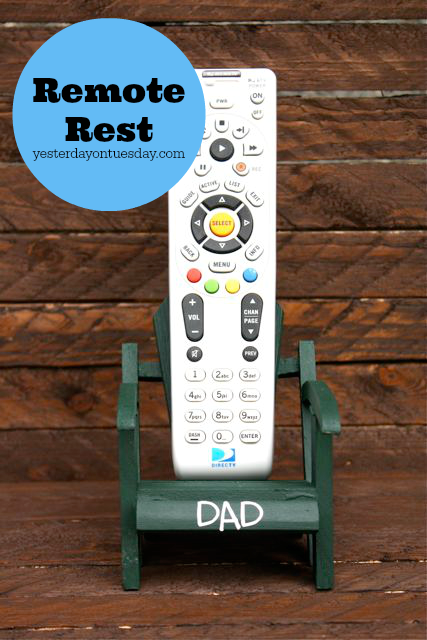 Remote Rest Father's Day Gift Idea