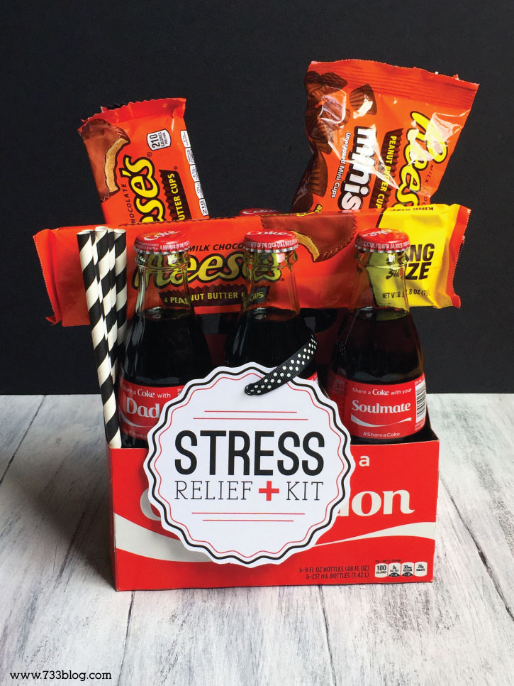 Stress Relief Kit Gift Idea
