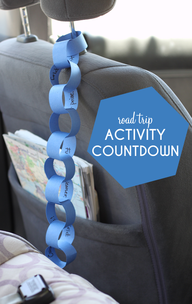 Road Trip Activity Countdown