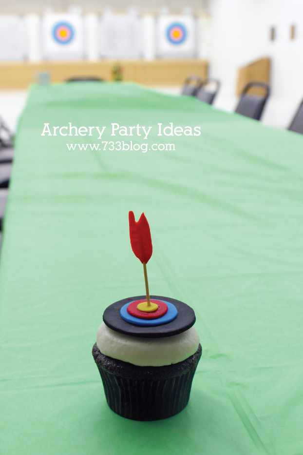Archery Party Ideas