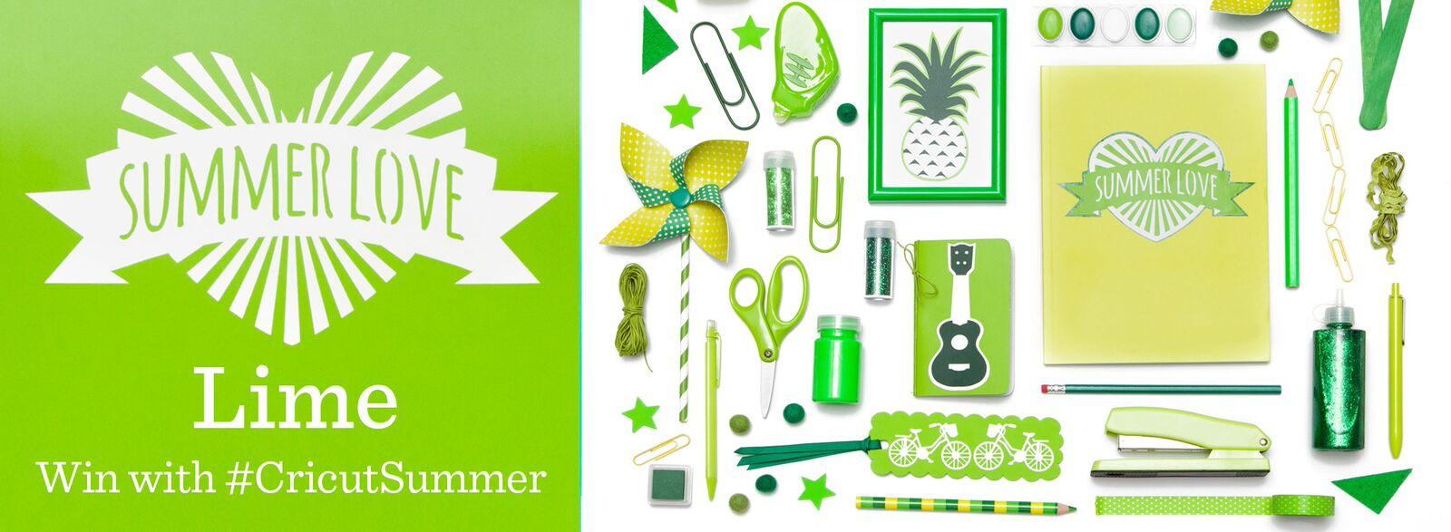 Cricut Summer Giveaway