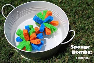 Sponge Bombs