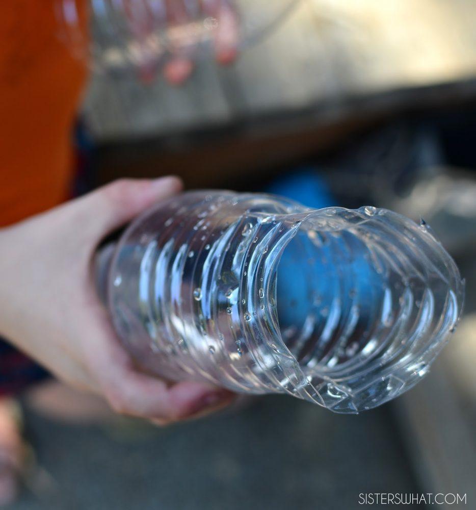 Water Bottle Bubbles