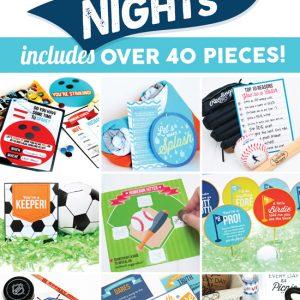 Sporty Date Night Kit