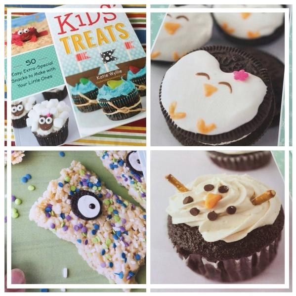 Kids' Treats Book Review