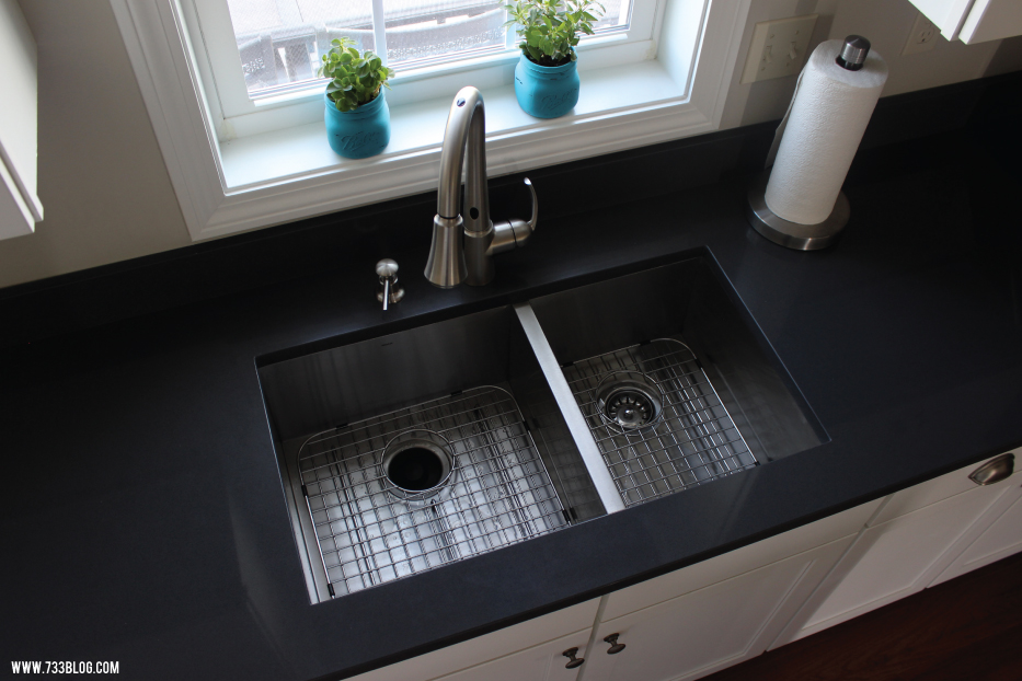 Moen Stainless Steel Undermount Sink