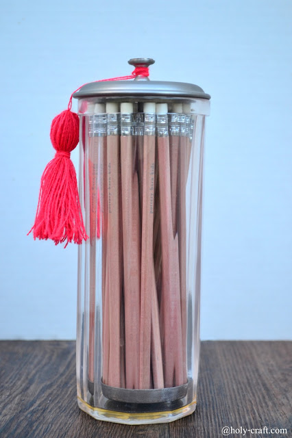 DIY Embroidery Floss Tassels