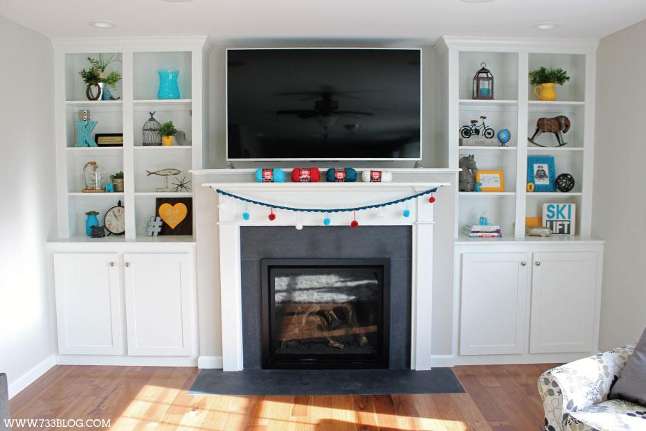 DIY Crochet Scallop Pom-Pom Garland Tutorial - Beginner Pattern