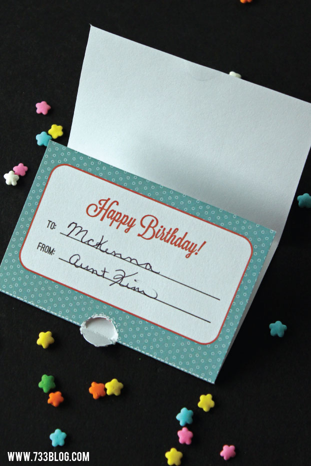 Birthday gift card holder inspiration made simple birthday gift card holder negle Choice Image