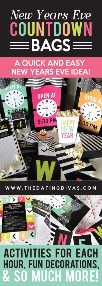 New Year's Eve Printable Pack