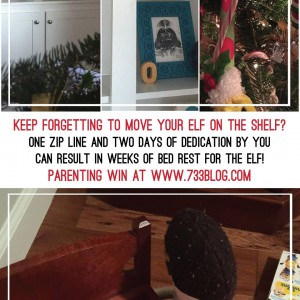 1 easy Shelf Elf Idea you don't want to miss!