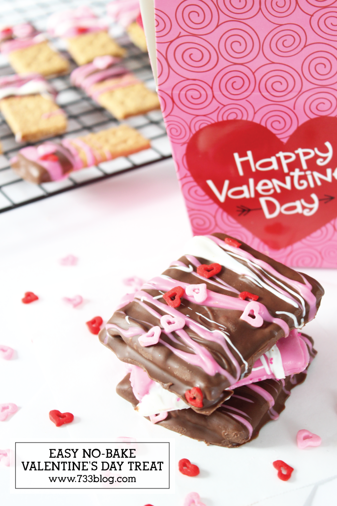 Easy No-Bake Valentine's Day Treat
