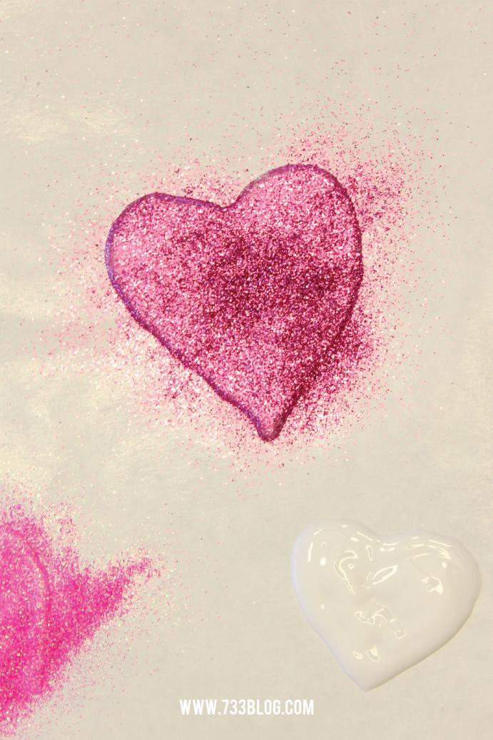 DIY Valentine Kids Craft