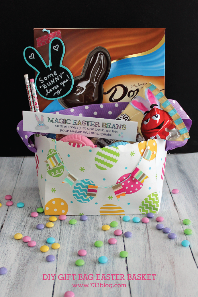 Diy gift bag easter basket gift ideas inspiration made simple diy gift bag easter basket gift idea negle Image collections