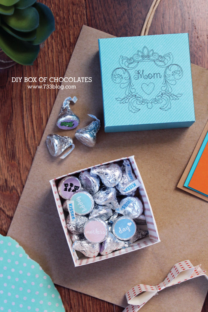 Gift For Mom On Wedding Day: DIY Disney Themed Mother's Day Gift Idea