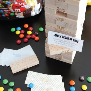 Family Game Night Printable Game