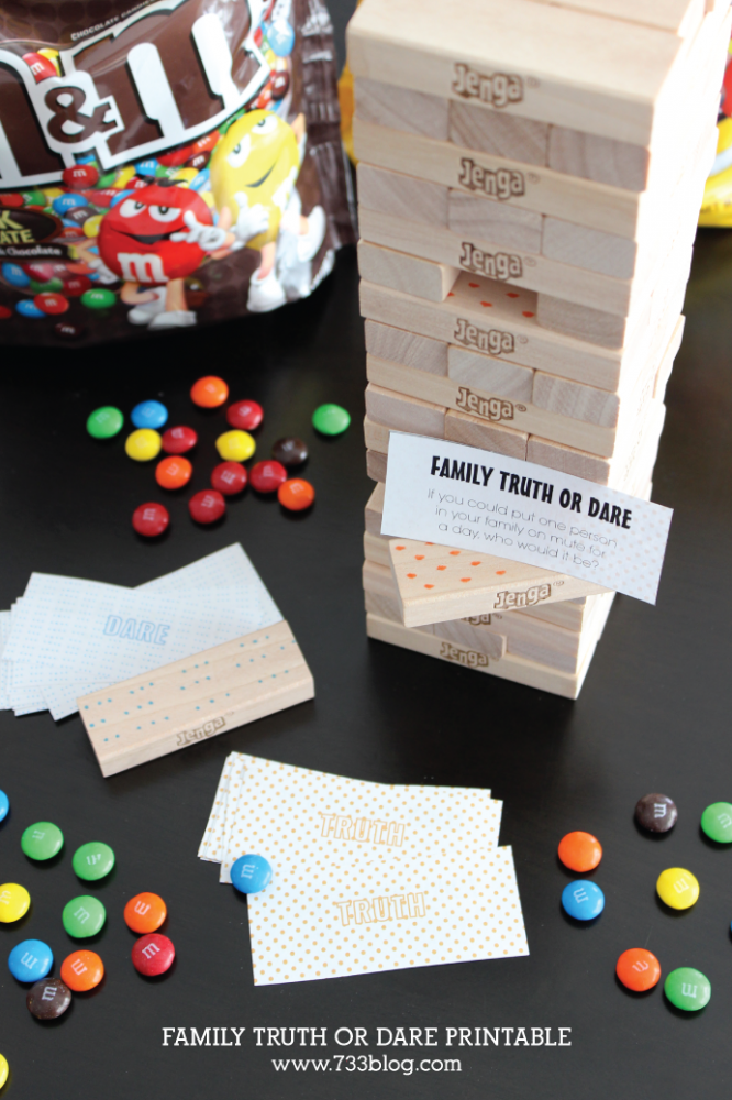 Family Game Night Printable Game Inspiration Made Simple