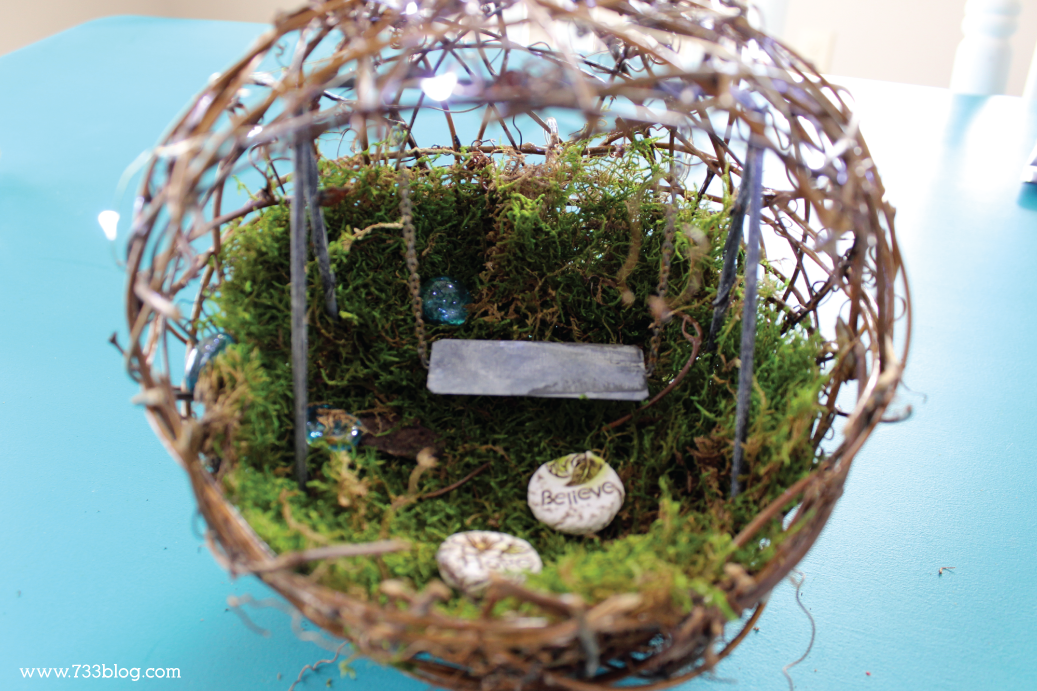DIY Fairy Garden Supplies