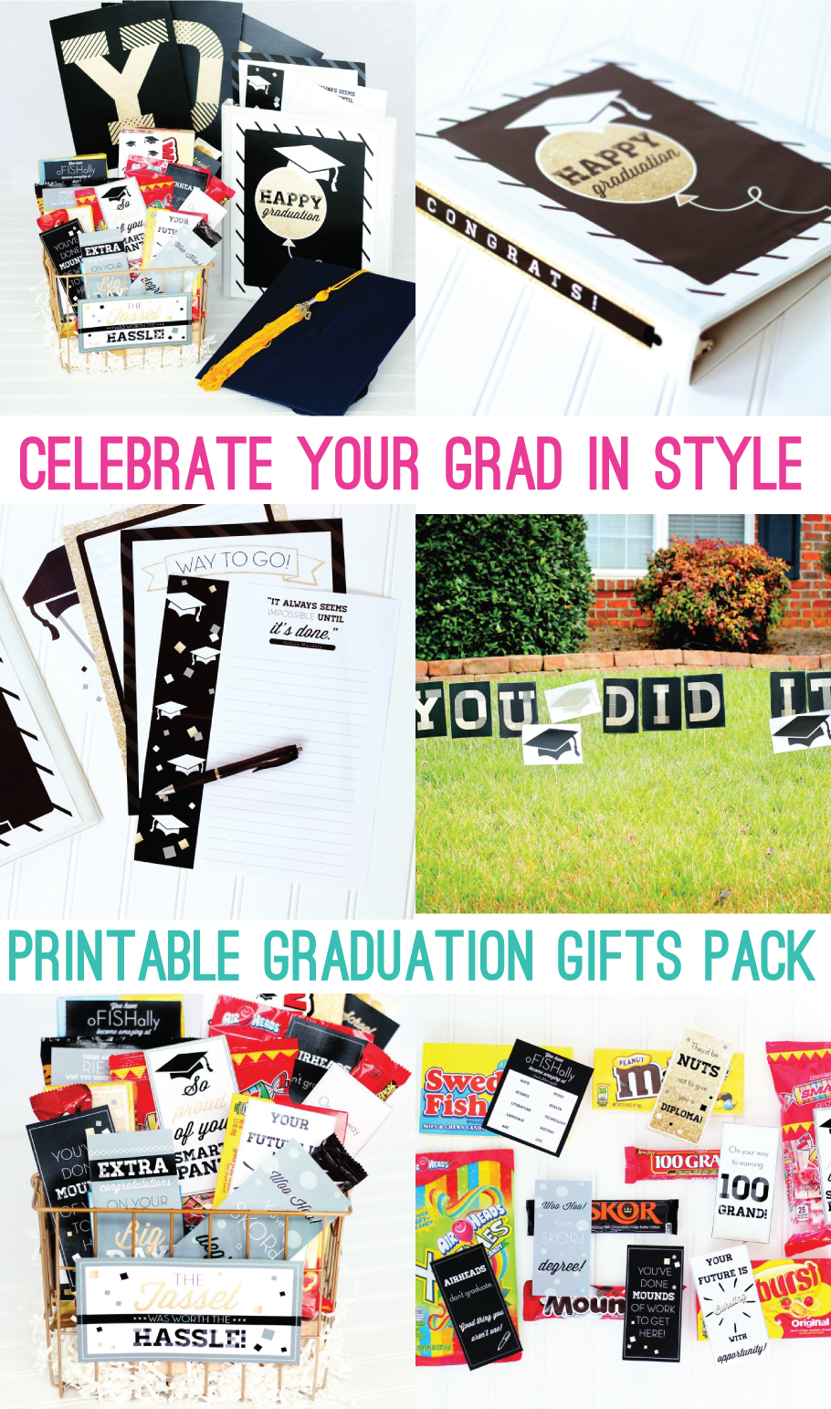 Graduation Printable Pack
