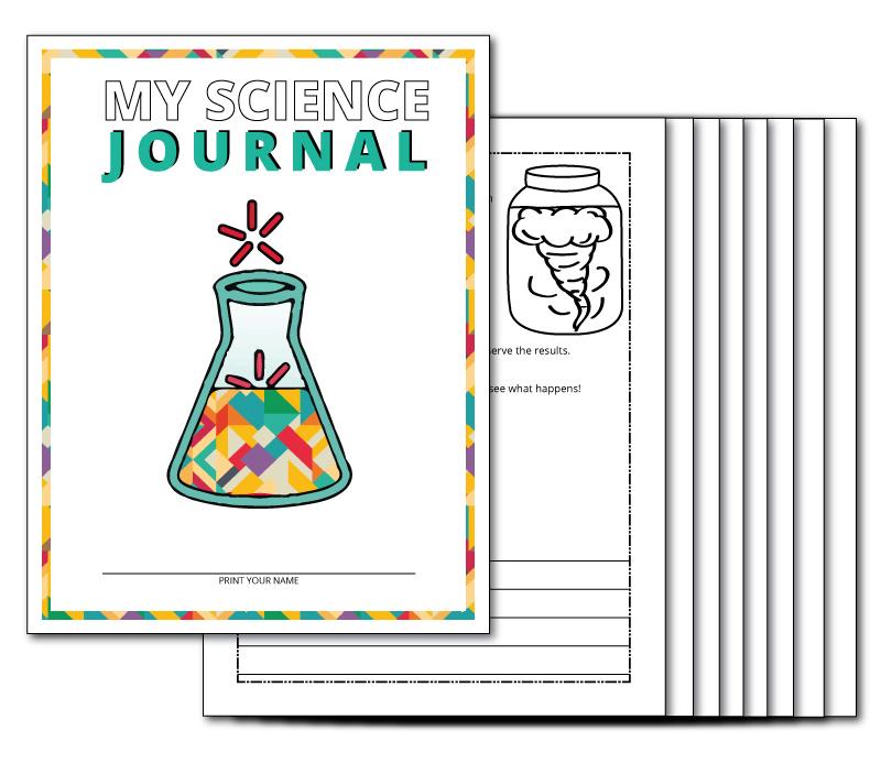 Printable Science Journal