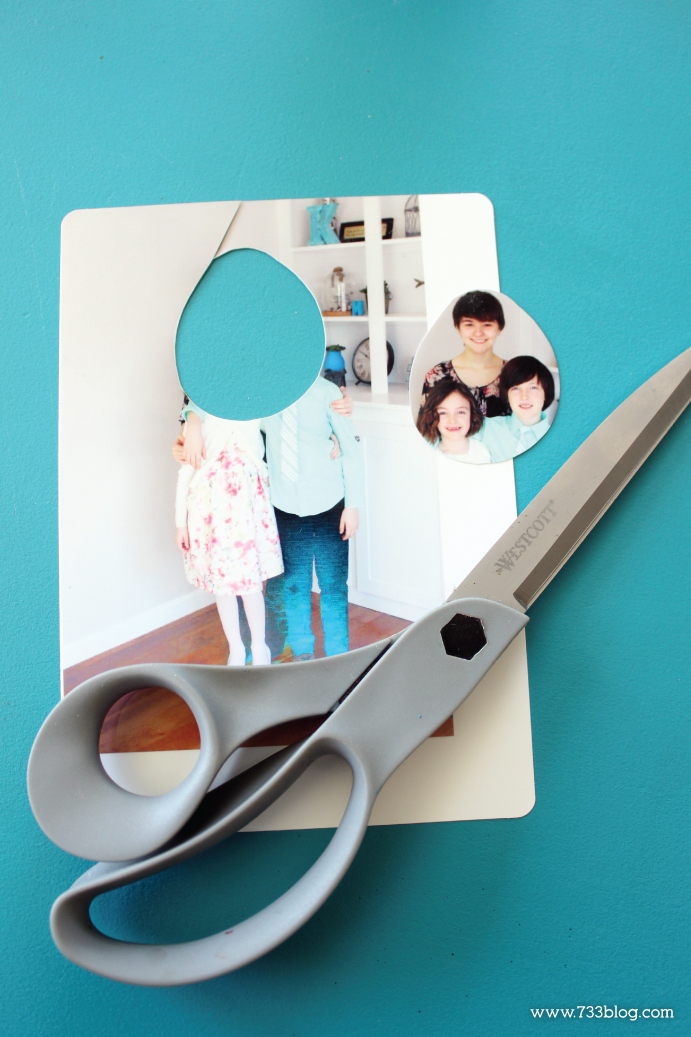 DIY Flower Frame Kids Craft - Makes a great Mother's Day Gift!