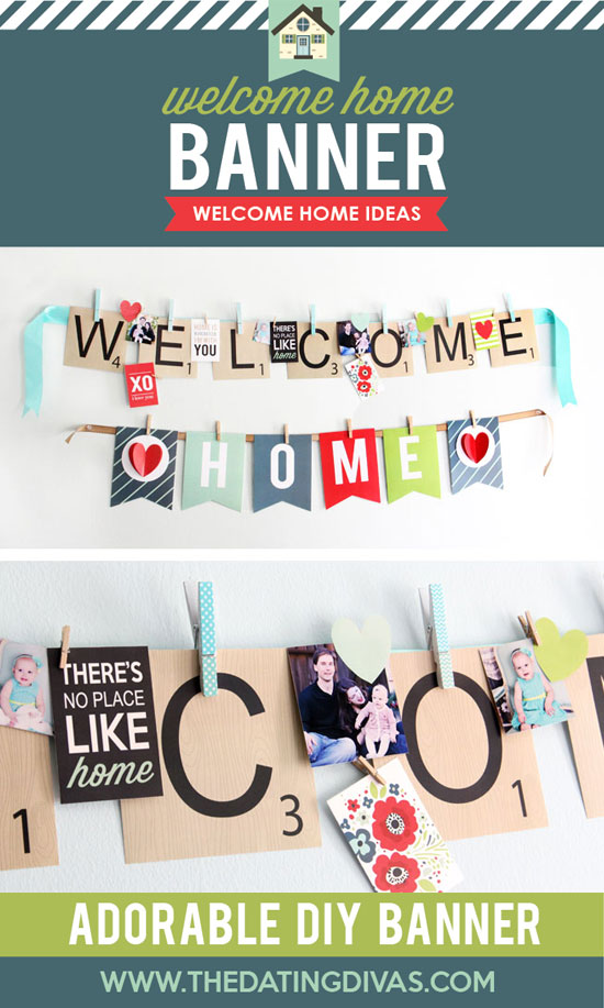 Welcome Home Printable Kit