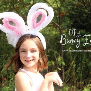 DIY Pipe Cleaner Bunny Ears
