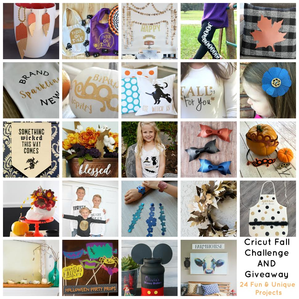 24 Amazing Cricut Projects!