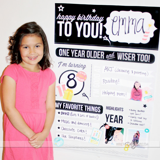 Printable Family Birthday Celebration Kit - Everything you need to throw an affordable, yet spectacular, birthday party!