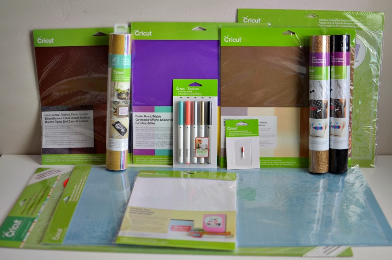 Cricut Supply Giveaway