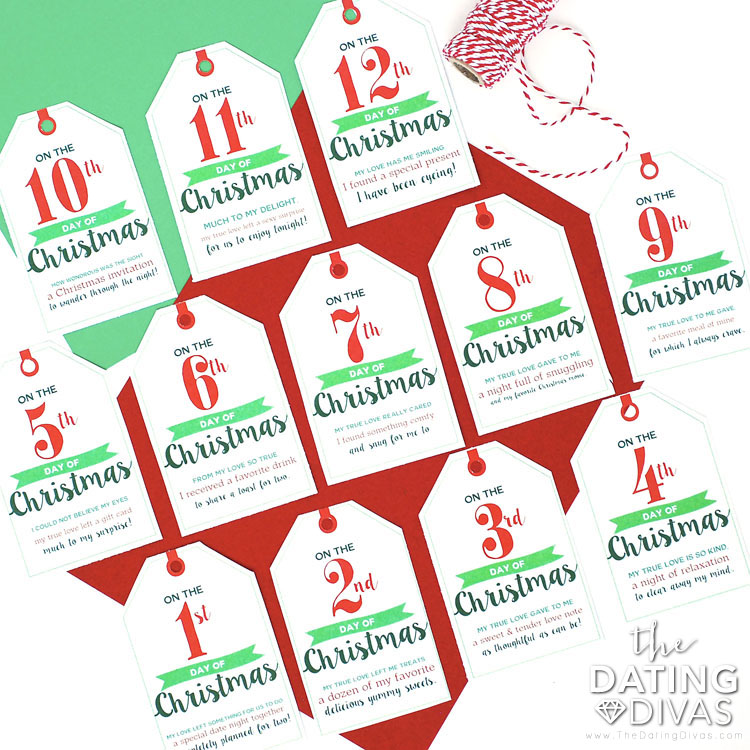 12 Days of Christmas Printable Service Idea - Inspiration Made Simple