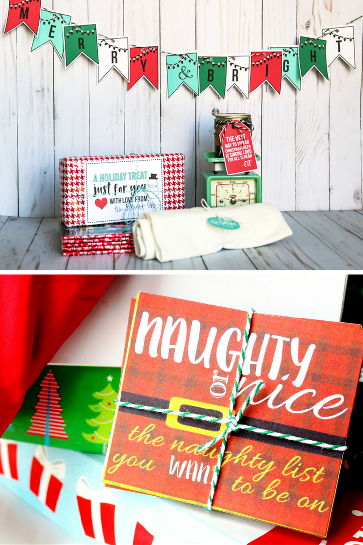 Printable Christmas Bundle