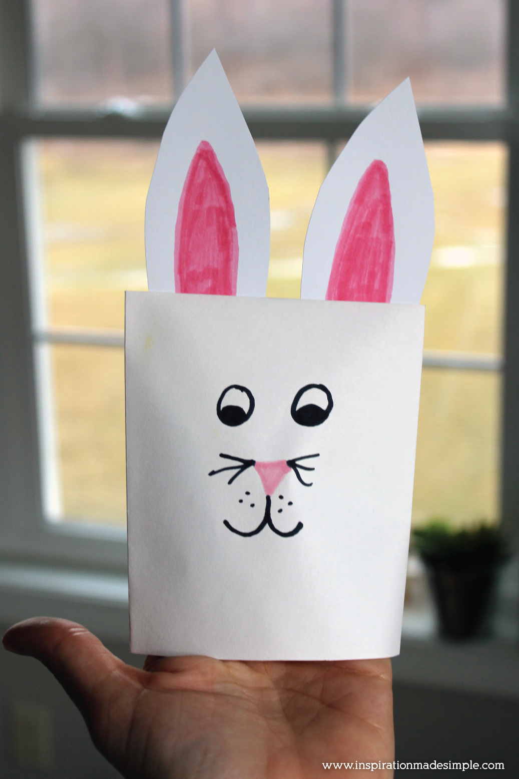 Envelope Puppets are easy to make using supplies you probably already have in your home!