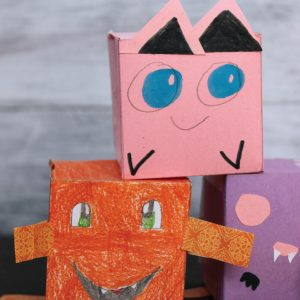 Pokemon Kids Craft