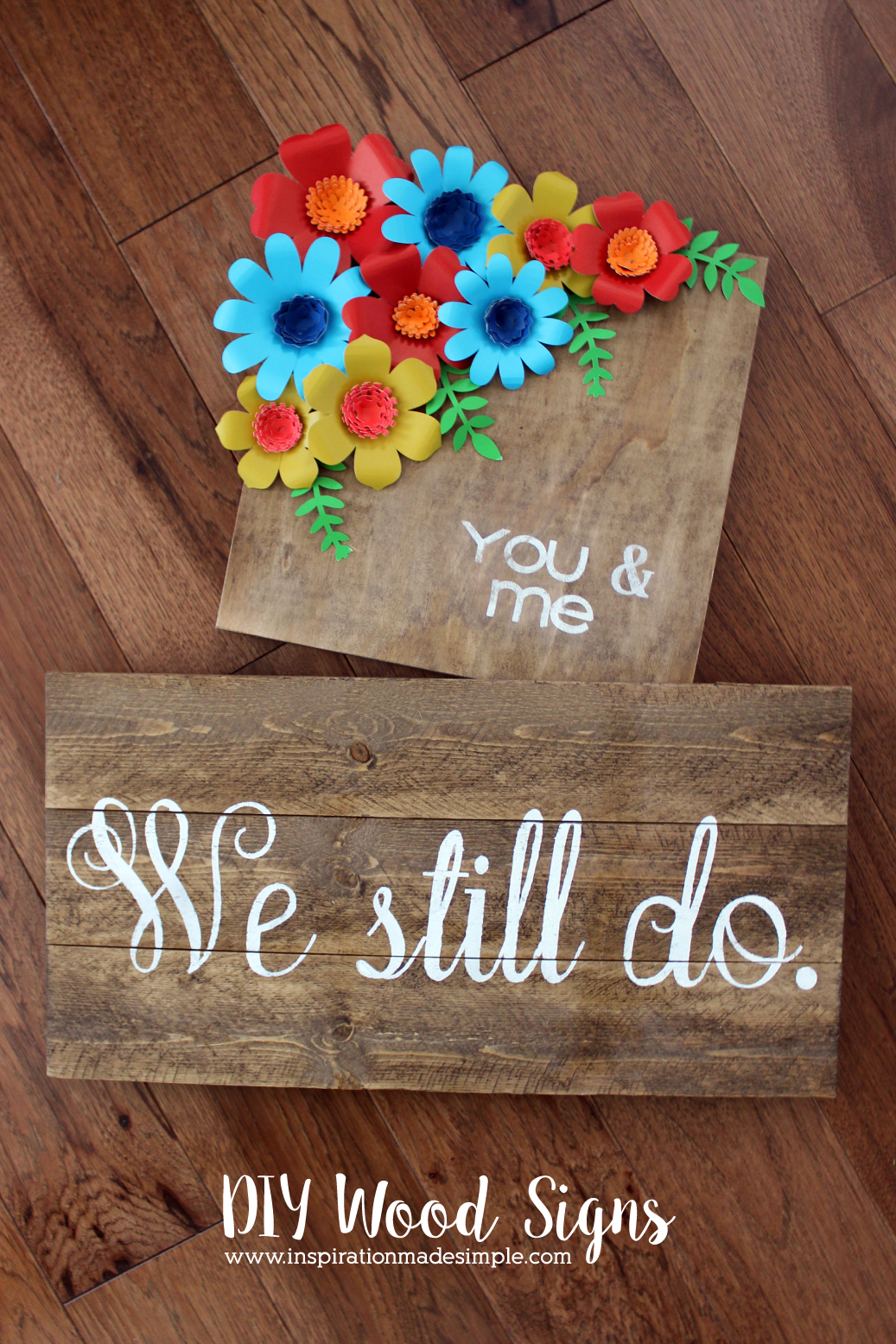 Diy Wood Signs Inspiration Made Simple