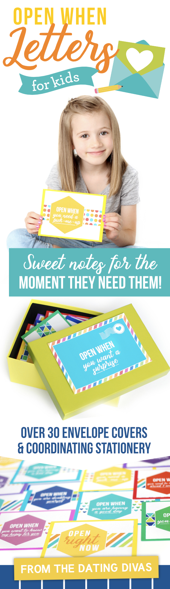 Open When... Letters for Kids