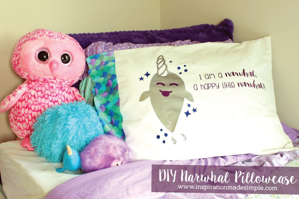 Diy Narwhal Pillowcase Inspiration Made Simple