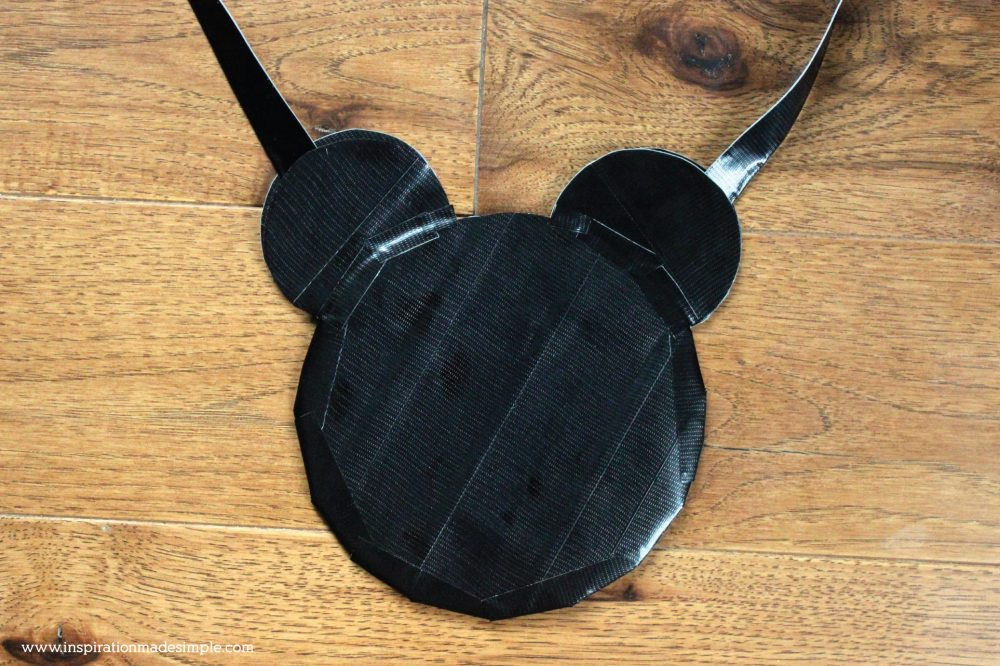 Gorilla Tape Character Purse Tutorial