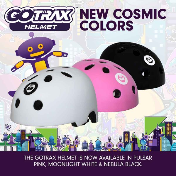GoTrax Helmet