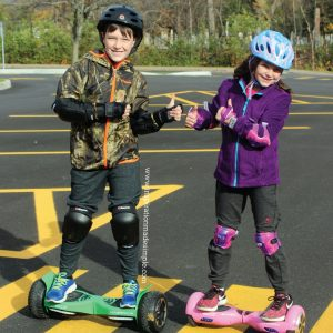 Random Acts of Kindness – Hoverboard Style