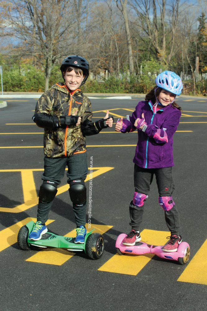Random Acts of Kindness - Hoverboard Style