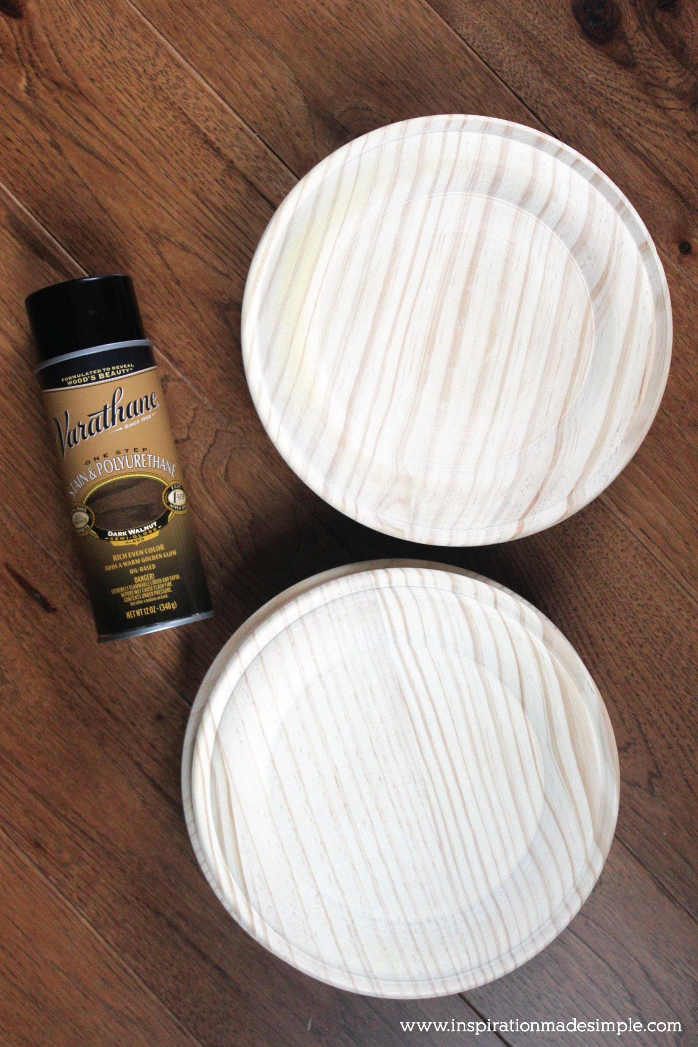DIY Wood Chargers