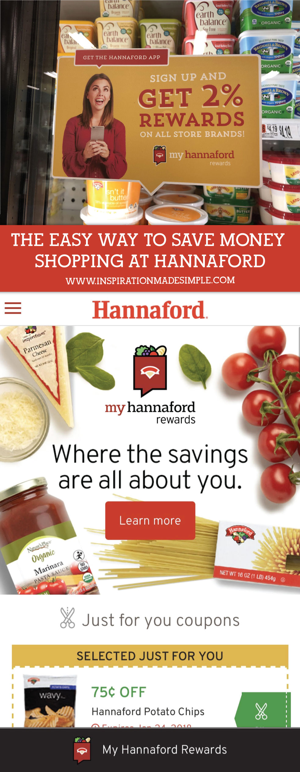 My Hannaford Rewards Program
