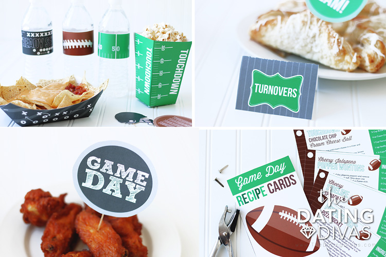 DIY Super Bowl Party Pack