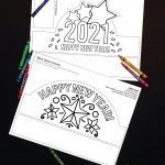 2021 DIY New Year's Crowns