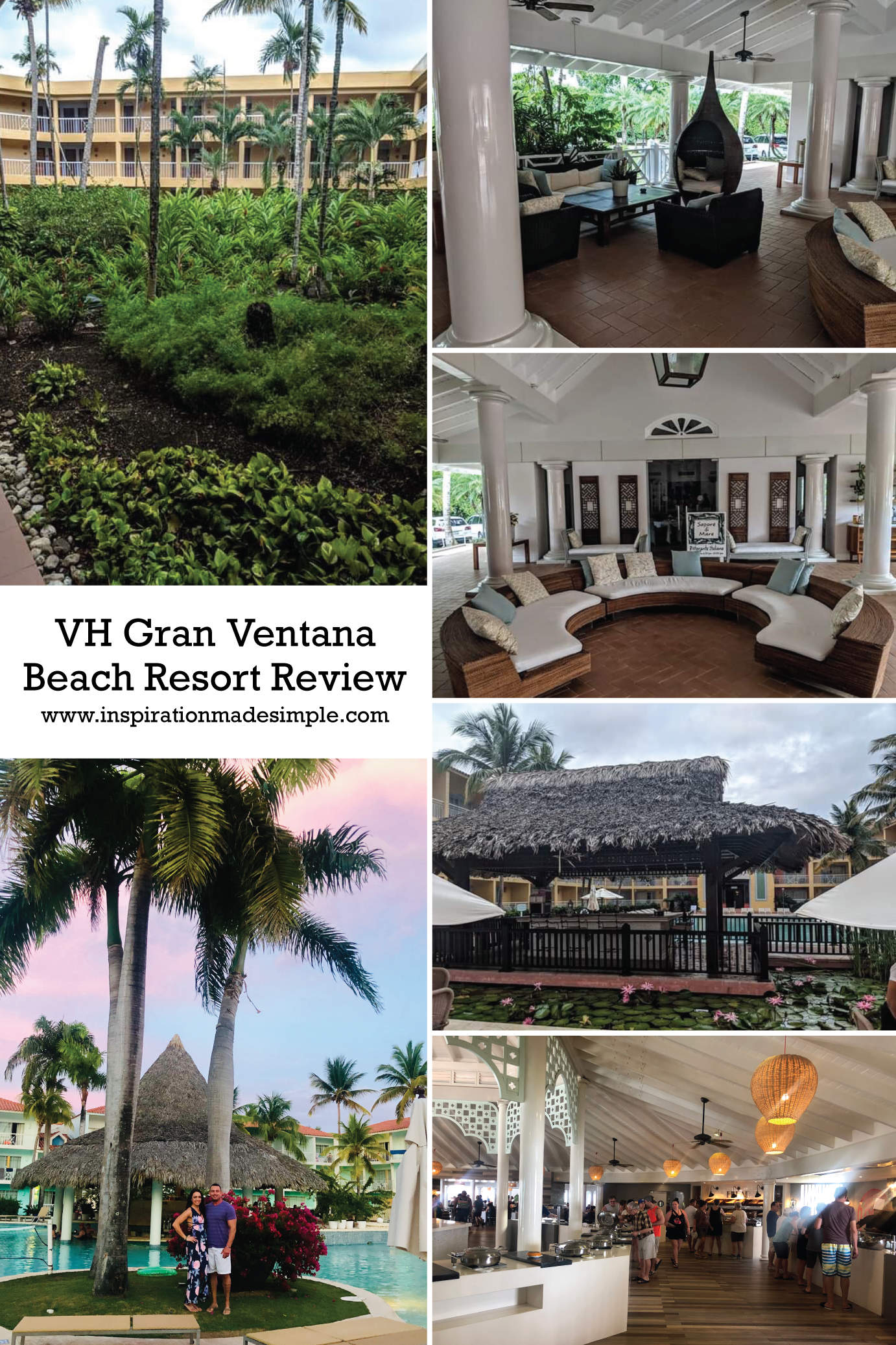 VH Gran Ventana Beach Resort in Dominican Republic
