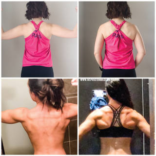 Fitness Transformation and Journey