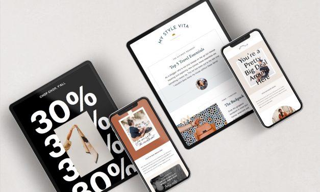 Email Marketing: Flodesk